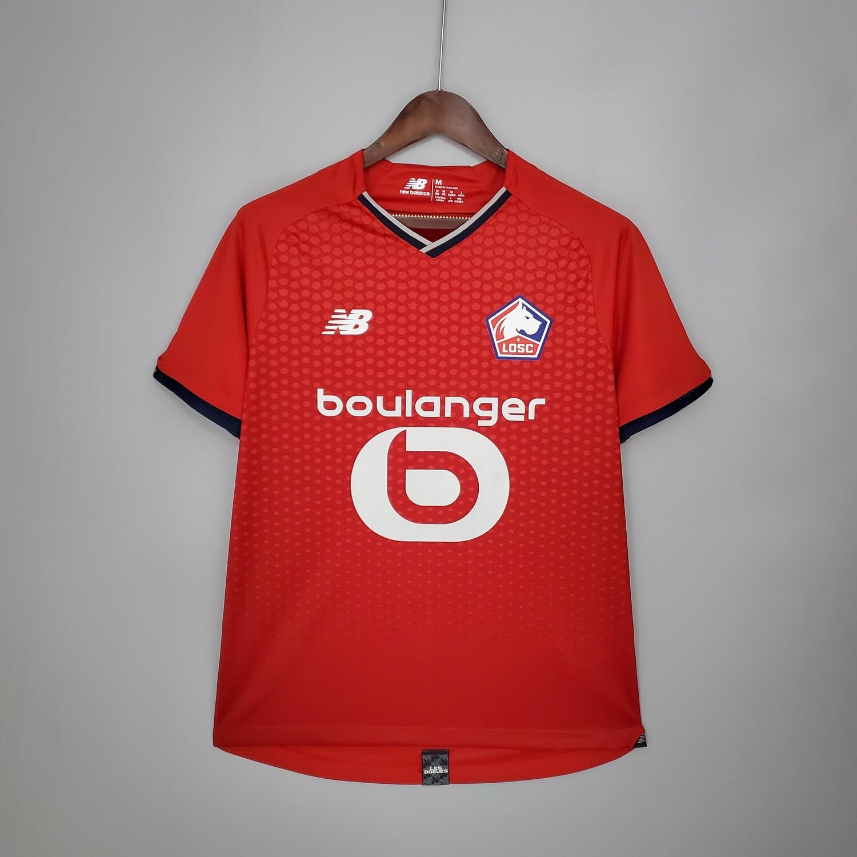 Camisa LOSC Lille 2021-2022 New Balance