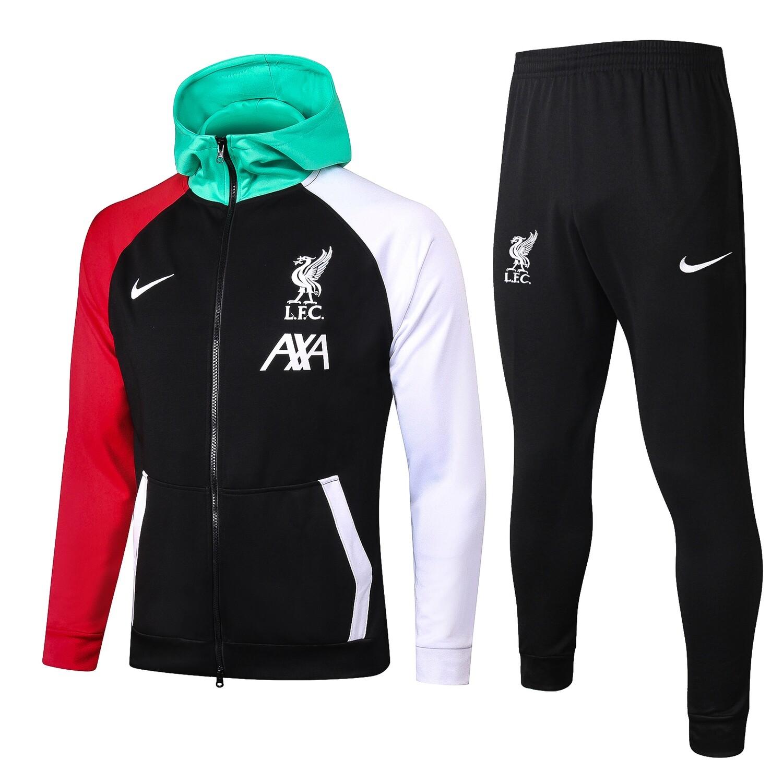 Kit Agasalho Liverpool Viagem 2021