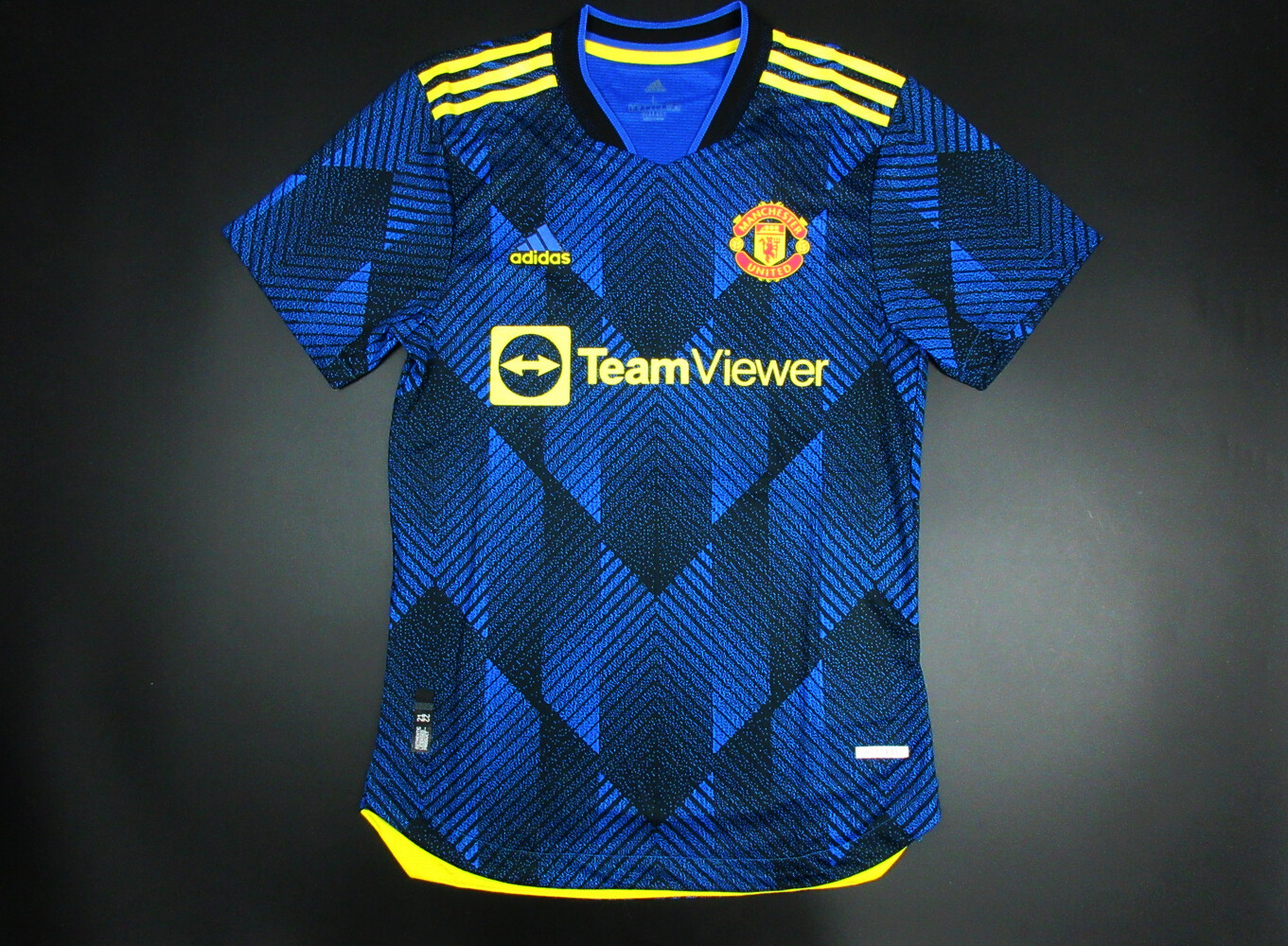 Camisa Manchester United Third 2021-2022 Adidas Jogador
