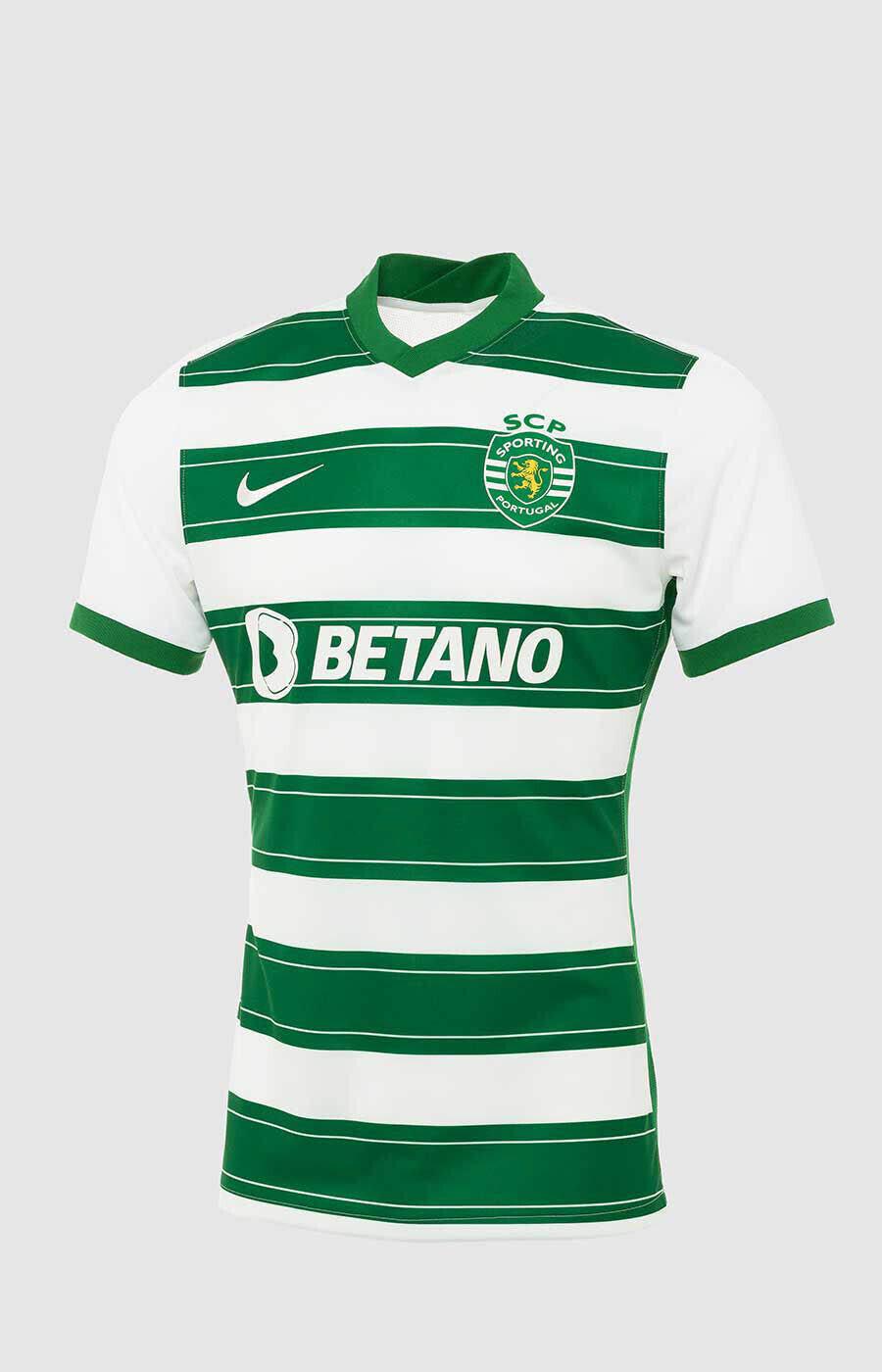 Camisa Sporting CP 2021-2022 Nike