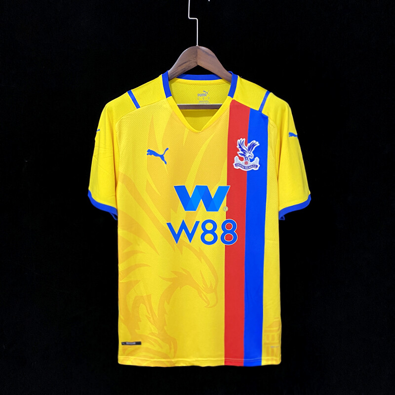 Camisa Crystal Palace Puma  2021/2022 Home
