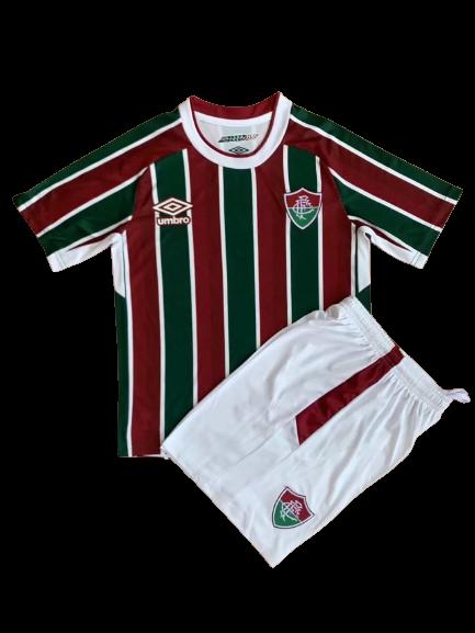 Camisa Fluminense Infantil  2021/2022 Home