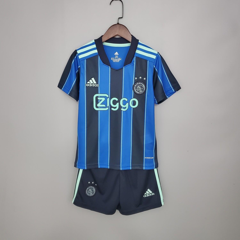 Camisa Ajax  2021-2022 Adidas -Infantil away