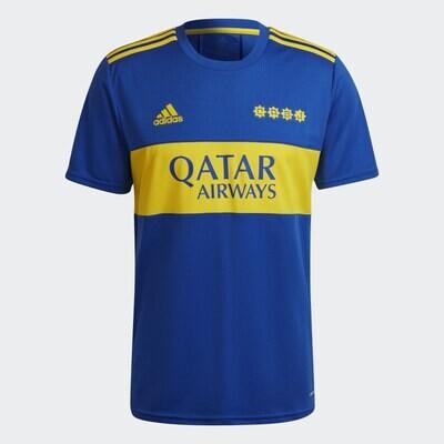 Camisa Boca Juniors Home 2021/2022  Adidas
