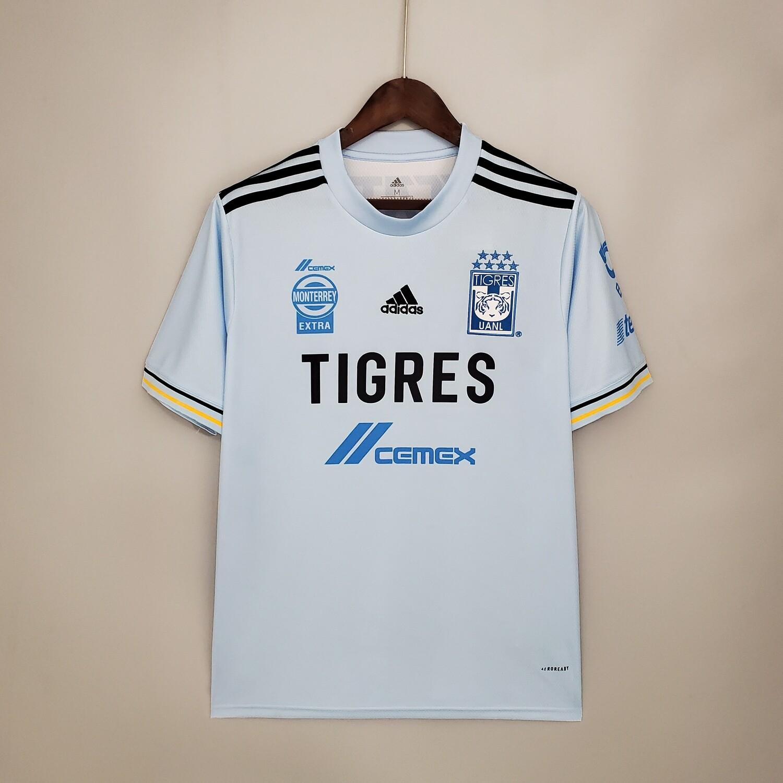 Camisa Tigres UANL Away  2021/2022 Adidas