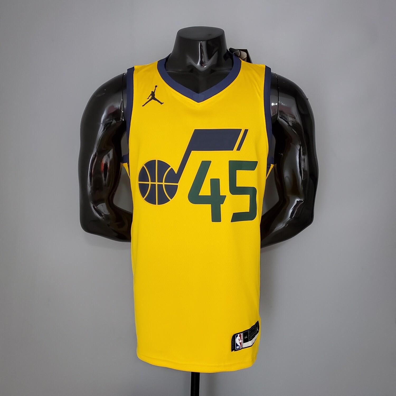 Regata Utah Jazz 2021 MITHCELL #45