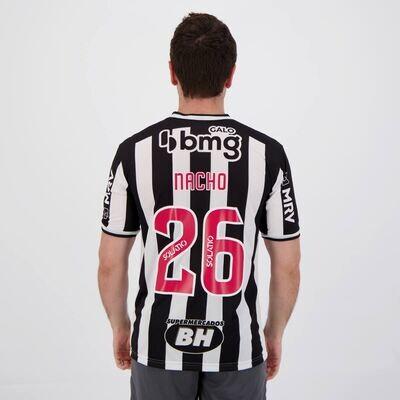 Camisa Le Coq Atlético Mineiro I 2021 26 Nacho