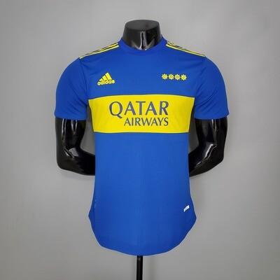 Camisa Adidas Boca Juniors I 2021/22-Jogador