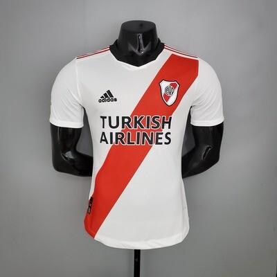 Camisa River Plate  I Home 2021/2022-Jogador