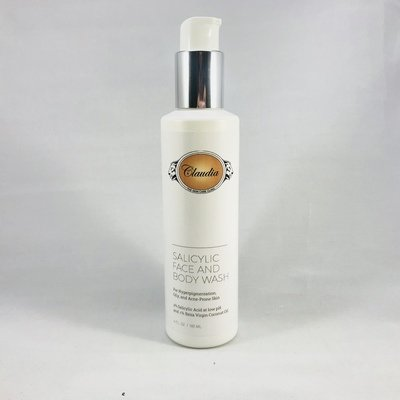 Salicylic Face and Body Wash