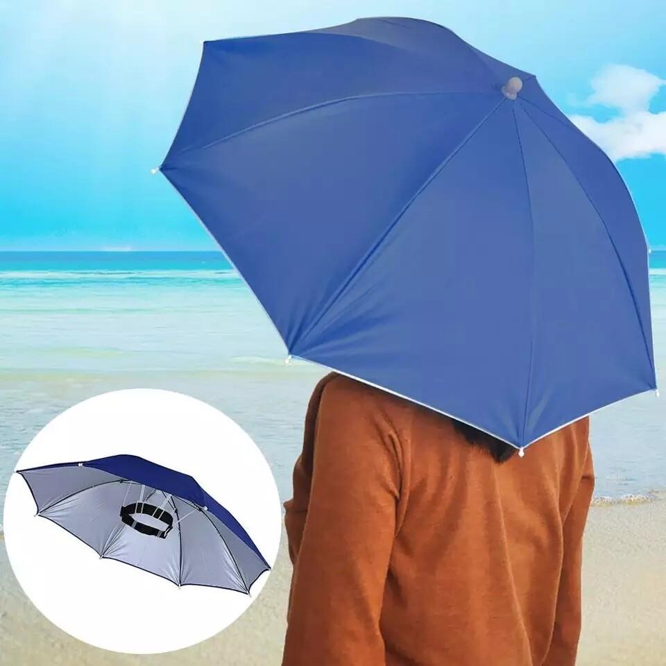 Parapluie ☂️ de tête 🤪