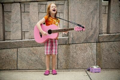 Online Young Singers Classes (Age 5-14)