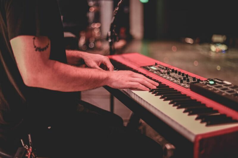 Live Online Piano/Keyboard Lessons