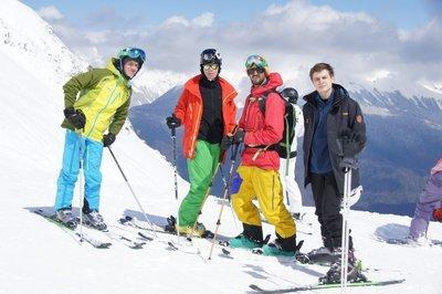 Программа для юных горнолыжников и сноубордистов