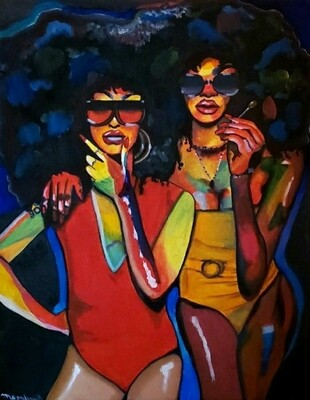 Soul Sisters print