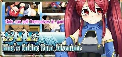 SIE-Hina's Online Porn Adventure