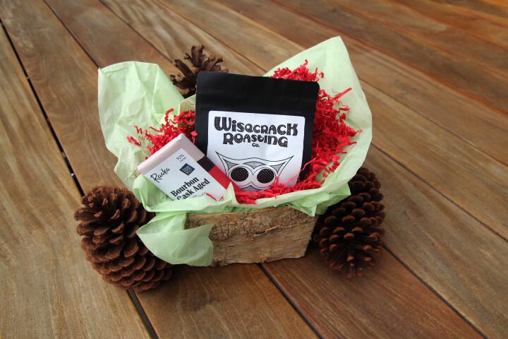 Coffee & Chocolate Holiday Gift Basket