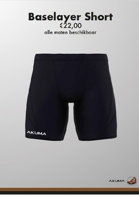 BASELAYER SHORT