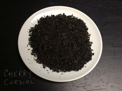 Cherry Cordial Black Tea, 2 oz or 4 oz pack