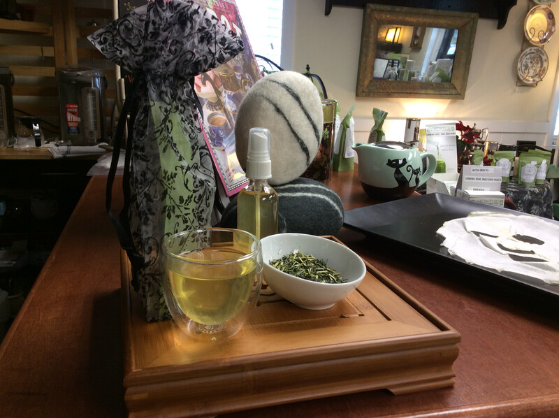 Inside Out Green Tea for Skin; Starter Kit