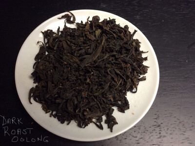 Dark Roast Oolong (organic)