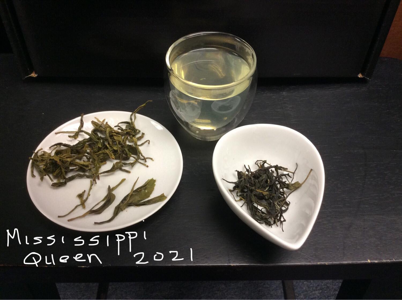 Mississippi Queen Green tea, .75 Oz