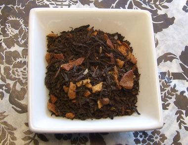 Hot Cinnamon Spice, Black