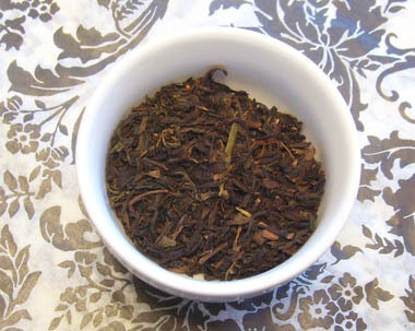 Gingered Oolong