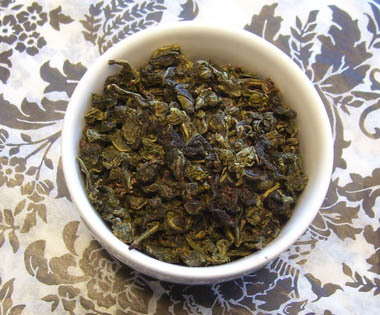 Iron Goddess Oolong (organic)