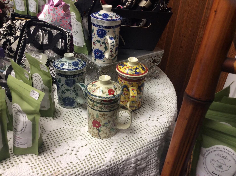 Ceramic Infuser Mug