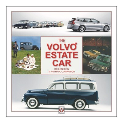 The Volvo Estate - Design Icon & Faithful Companion