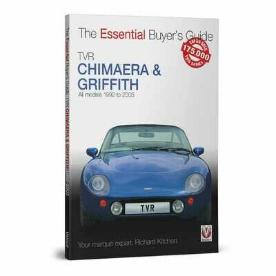 TVR Chimaera and Griffith