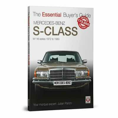 Mercedes Benz S-Class 1972-1980 (W116) - Essential Buyers Guide