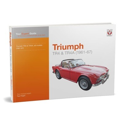 Triumph TR4 & TR4A - Your expert guide to common problems and how to fix them