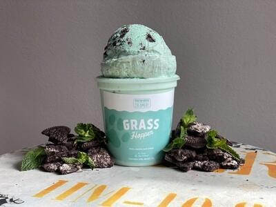 Grasshopper Ice Cream