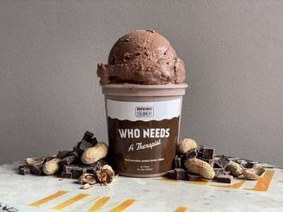 Who Needs A Therapist Ice Cream