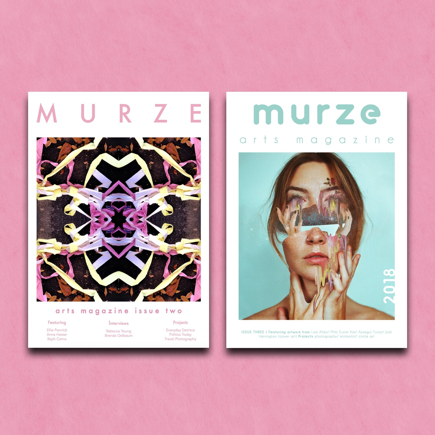 Murze Issue Two and Three   2017/2018