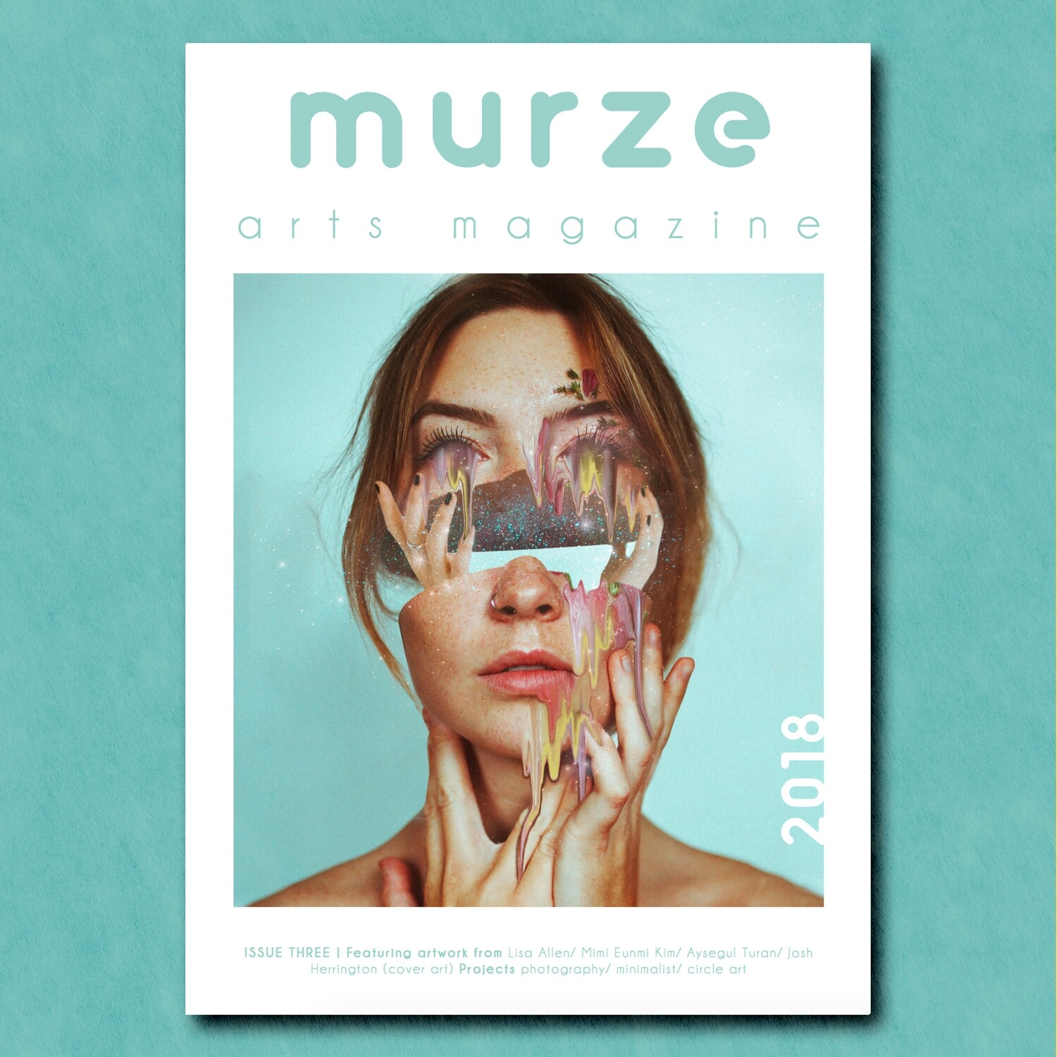 Murze Issue Three | December 18