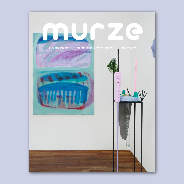 Murze Issue Nine   Digital