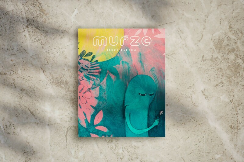 Murze Issue Eleven | Digital Edition