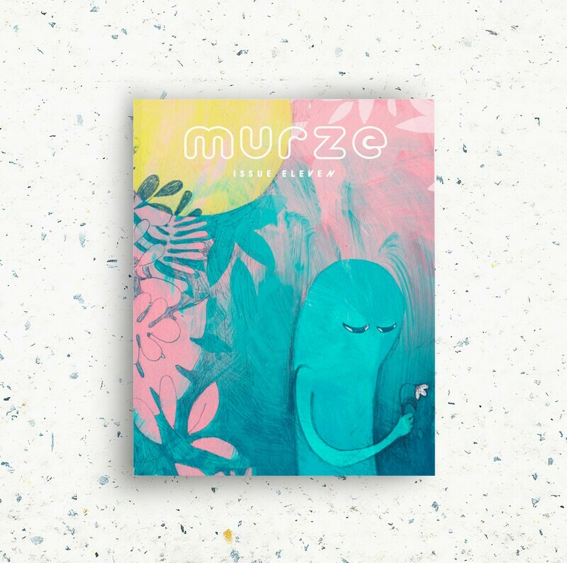Murze Issue Eleven | Conscious, Mindfulness and Clarity