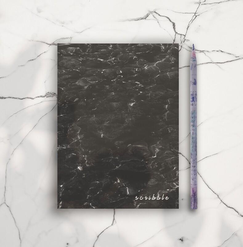 Scribble Book Kit + Copy of Murze