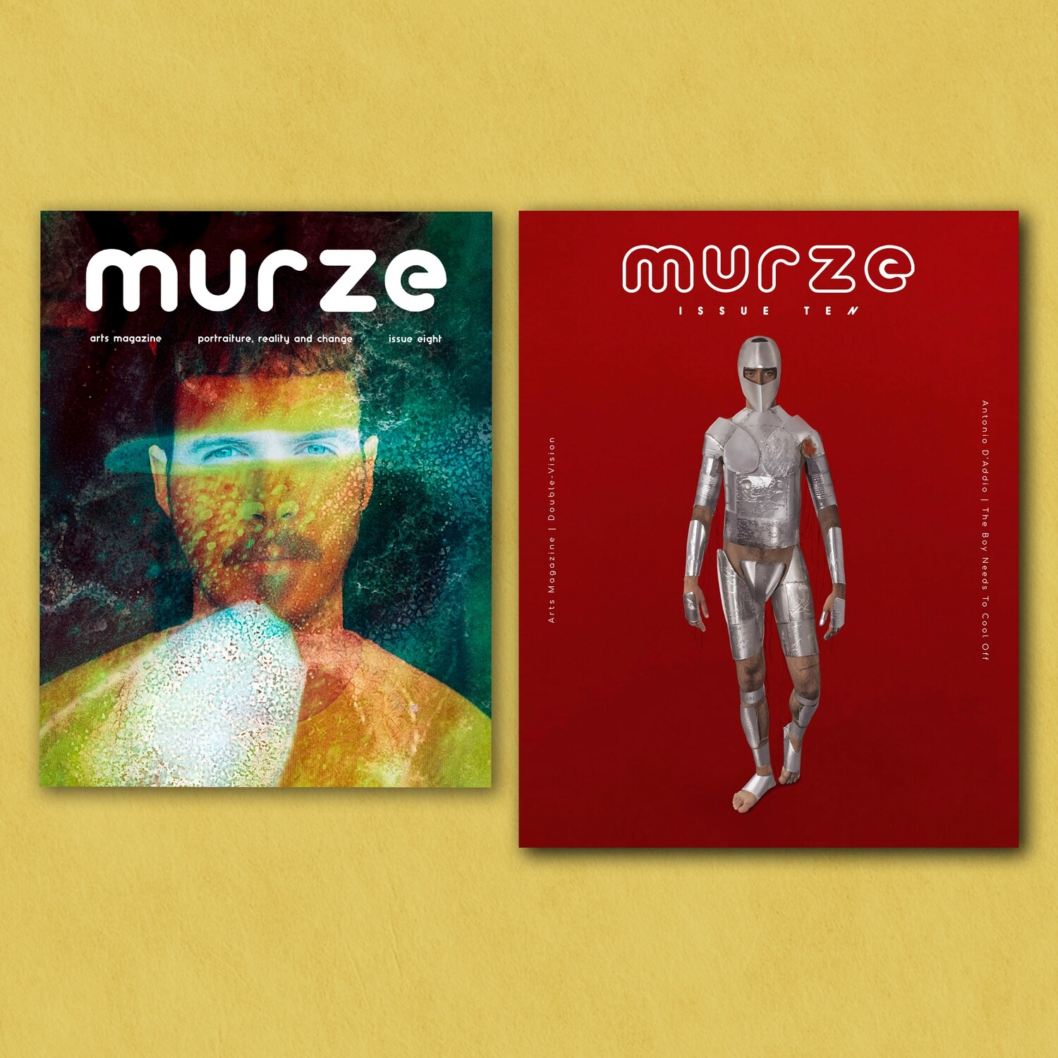 Murze Issue Eight // Ten