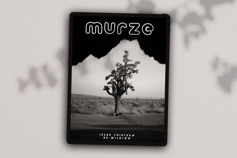 Murze Issue Thirteen | Digital