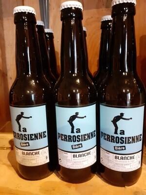 Nouveau : biere blanche la Perrosienne 33cl