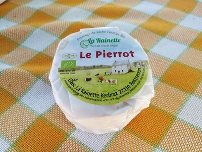 Fromage de vache Le Pierrot bio
