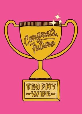 PW010 Congratulations Card