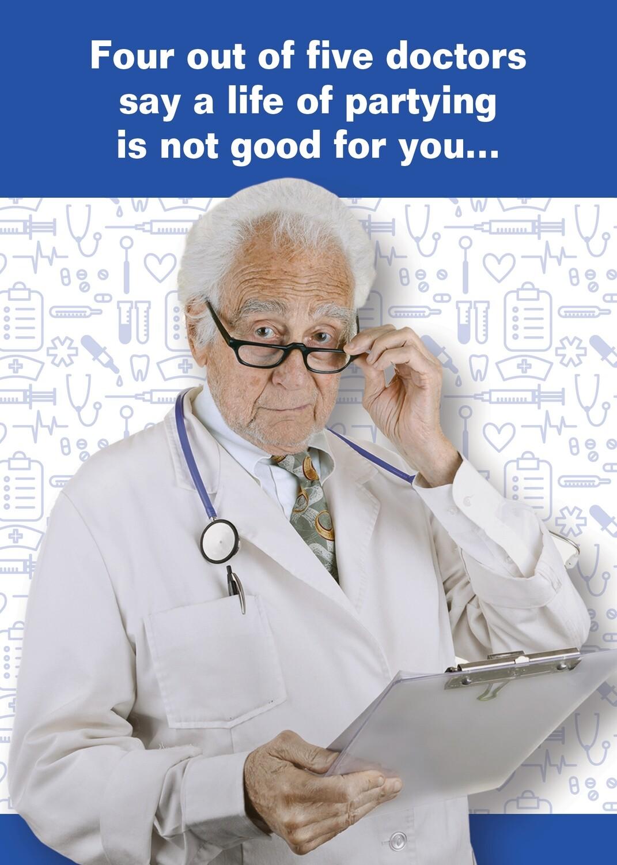 SA7042  Get Well Card