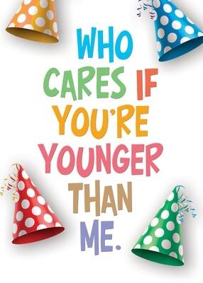 SA7053  Birthday Card