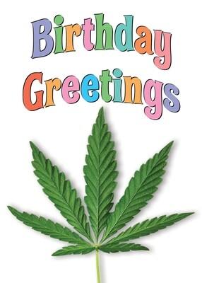 SA7046  Birthday Card